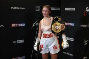"""Courtenay: """"When I Discovered Boxing it Was Finding My Purpose in life"""" 