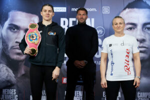 Savannah Marshall: This is a Tougher Fight Than the Original Fight | Boxen247.com