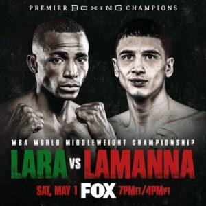 Erislandy Lara Clashes With Thomas Lamanna This Saturday | Boxen247.com