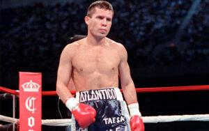 On This Day: Julio César Chávez Defeated Giovanni Parisi1995   Boxen247.com
