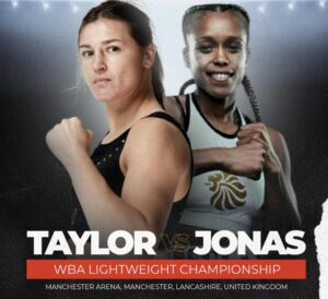 Taylor and Jonas Declared Themselves Ready for Saturday | Boxen247.com