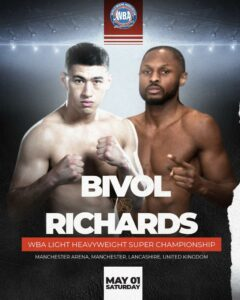 Bivol and Richards Went Face to Face at Press Conference | Boxen247.com