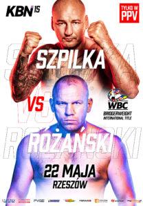 Szpilka vs. Rozanski For WBC Bridgerweight International Belt May 22nd | Boxen247.com