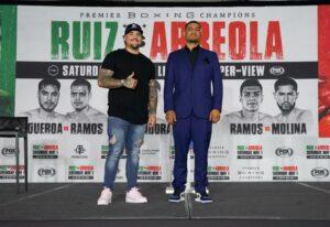 Andy Ruiz Returns this Saturday Against Chris Arreola | Boxen247.com