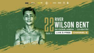 River Wilson-Bent Returns Against George Farrell May 22nd | Boxen247.com