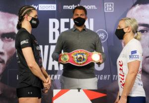 Savannah Marshall vs. Maria Lindberg Fight Weights Ahead of Tomorrow | Boxen247.com