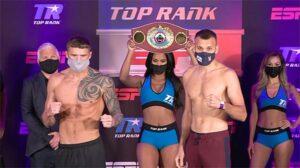 Joe Smith Jr vs. Maxim Vlasov Full Fight Card Weights From Oklahoma   Boxen247.com