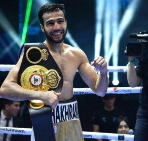 Giyasov Retained His WBA-International Belt With a Knockout to López | Boxen247.com