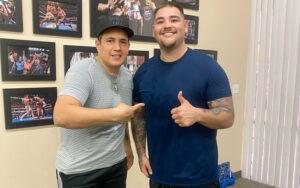 Andy Ruiz Prepares For Big Return Against Chris Arreola in May 1st   Boxen247.com