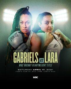 Hanna Gabriels Return to the Ring on April 17th Against Martha Gayton | Boxen247.com