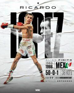 "Ricardo ""Finito"" López - the Greatest Strawweight in History | Boxen247.com"