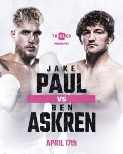 Jake Paul Defeats Ben Askren & Full Triller Boxing Results From Atlanta   Boxen247.com