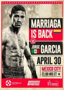 Miguel Marriaga vs. José García For Fecarbox Title in Mexico This Friday   Boxen247.com