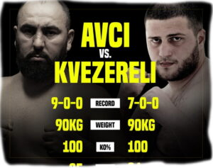 Serdar Avci & Zaal Kvezereli Contest UBO Cruiserweight Title May 19th | Boxen247.com