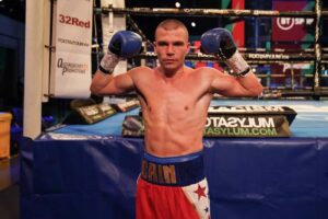 Fired Up Andrew Cain Seeking Stoppage No.7 Tomorrow Night | Boxen247.com