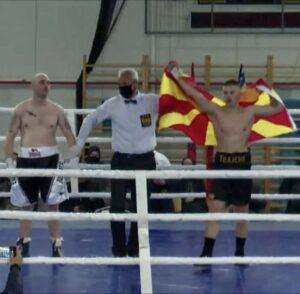 Macedonian Prodigy Trajche Ilioski Wins by TKO in Pro Debut | Boxen247.com