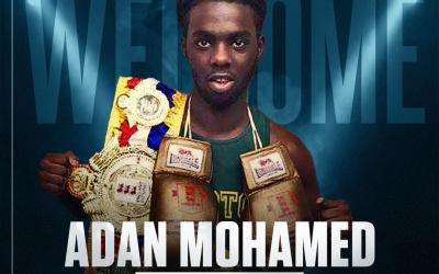 "Adan Mohamed Wants To Spar ""Big Boy Of The Division"" Brad Foster | Boxen247.com"