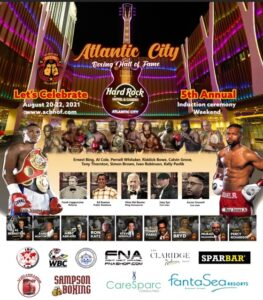 Atlantic City Boxing Hall of Fame Induction Weekend Aug 20-22 | Boxen247.com