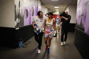 Natasha Jonas: I Will be a World Champion! | Boxen247.com