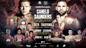 Canelo vs. Saunders Undercard & Face the Fearless Promo Video | Boxen247.com