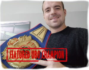 Spotlight on: UBO Champion - Christian Demaj | Boxen247.com