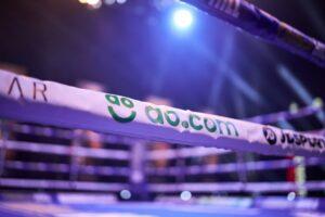 Matchroom Announce AO as Associate Sponsor for Two Fight Cards | Boxen247.com