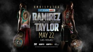 Tickets on Sale Today for Josh Taylor vs. Jose Ramirez May 21 | Boxen247.com