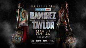 Tickets on Sale Today for Josh Taylor vs. Jose Ramirez May 21 | Boxen247.com