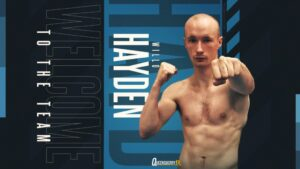 Amateur Star William Hayden Signs with Queensberry Promotions | Boxen247.com