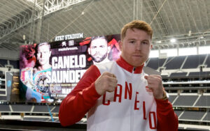 """Canelo: """"I am Totally Focused on Winning"""" 