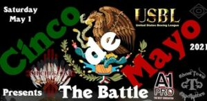 Cinco de Mayo: The Battle - Fight Weights From Wyoming | Boxen247.com