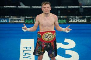 Sunny Edwards Becomes World Champion | Boxen247.com