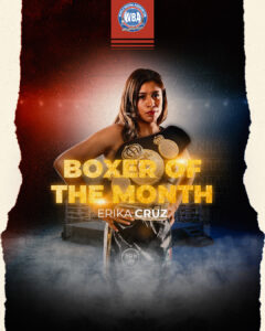 Cruz and Gabriels Were Awarded in April by the WBA   Boxen247.com
