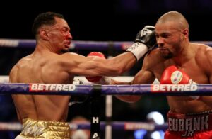 Eubank Jr. Returned to the Ring in a Dominant Way Against Morrison | Boxen247.com