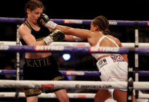 Tasha Jonas Produces Superb Performance Against Katie Taylor | Boxen247.com