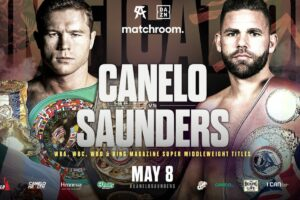 Canelo Returns to the Ring Against Saunders this Saturday | Boxen247.com