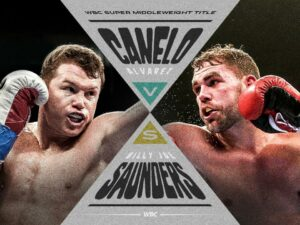 Fury, Shields, Andrade & Taylor Predict #CaneloSaunders | Boxen247.com