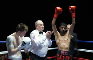 Kane Salvin Pulls Out, Sufyaan Ahmed Steps in Against Gomez Jr | Boxen247.com