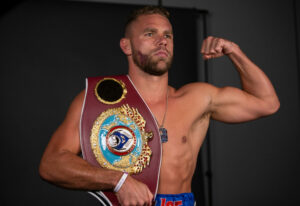 Billy Joe Saunders: I Will Execute My Gameplan | Boxen247.com