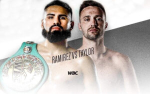 Blood, Sweat and Tears: Ramirez vs Taylor; Part 2   Boxen247.com