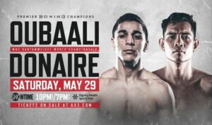 Nordine Oubaali vs. Nonito Donaire Promises Fireworks On May 29 | Boxen247.com