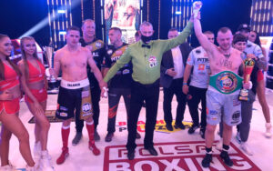 Lukasz Stanioch Defeats Robert Talarek In Poland | Boxen247.com