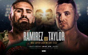 Ramírez vs. Taylor – The Supreme Unification Spectacular! | Boxen247.com