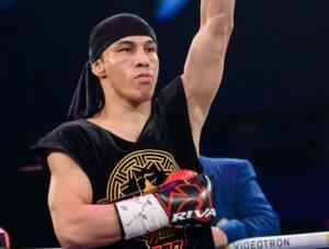Batyr Jukembayev: I'm Ready To Showcase Myself On The World Stage | Boxen247.com