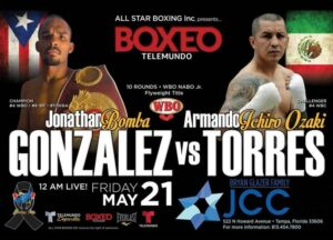 Gonzalez vs. Torres Headlines Triple Crown Bill In Mexico   Boxen247.com