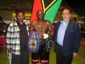 The Malekula Kid New UBO International Champ   Boxen247.com