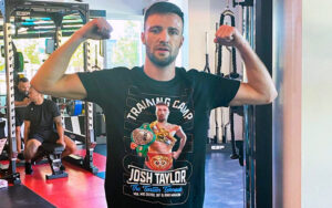 Josh Taylor: Ramírez Will Be The Biggest Fight Of My Career | Boxen247.com