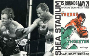 On This Day: Jose Torres Defended Title Against Wayne Thornton | Boxen247.com
