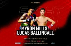 Mills Defeats Ballingall & Full Fight Card Results From Sheffield, England | Boxen247.com