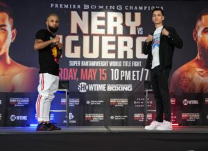 Figueroa & Nery Promise An Action-Packed Fight | Boxen247.com